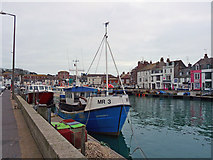 SY6778 : Weymouth - Desperandum by Chris Talbot