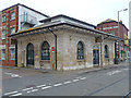 SY6778 : Weymouth - Fish Market by Chris Talbot