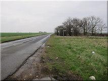 TL4488 : Byall Fen Drove by Hugh Venables