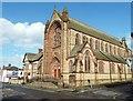 SD5917 : Sacred Heart RC Church by Ann Cook