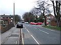 SJ4387 : Belle Vale Road (B5171) by JThomas