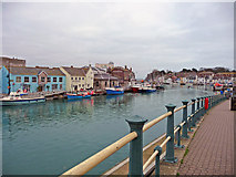 SY6778 : Weymouth - Weymouth Harbour by Chris Talbot