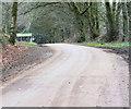 ST0908 : Entering Blackborough by Jonathan Kington