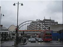 TQ3382 : Shoreditch High Street by Jonathan Thacker