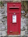 ST0908 : Postbox, Blackborough by Maigheach-gheal