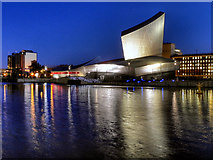 SJ8097 : The Imperial War Museum North by David Dixon