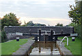 SJ7858 : Pierpoint Lock No 55 east of Hassall Green, Cheshire by Roger  Kidd