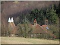 TQ6330 : The Oast House, Foxes Bank, Washwell Lane, Wadhurst by Oast House Archive