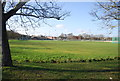 SU8752 : Army Sports Ground by N Chadwick