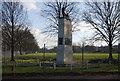 SU8651 : British 8th Army WWI Memorial by N Chadwick