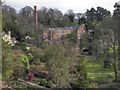 SJ8383 : Quarry Bank Mill by David Dixon
