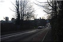 SU8651 : Hospital Hill by N Chadwick
