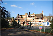 SU8651 : Old Union Poor House (Workhouse) by N Chadwick