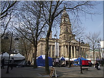 SD7109 : Victorian civic grandeur by Philip Platt