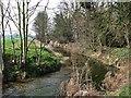 TL4749 : The River Cam (or Granta) near Sawston by John Sutton