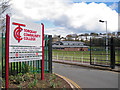 SX9065 : Entrance to Torquay Community College by Richard Dorrell