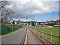 SX9065 : Torquay Community College by Richard Dorrell