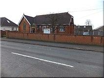 ST0310 : Culm Valley Methodist Church by David Smith