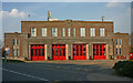 TQ2690 : Finchley Fire Station (1936) by Julian Osley