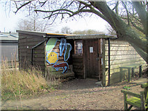 SP9314 : The Wetland Education Centre, College Lake, near Tring by Chris Reynolds