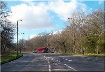 TQ4475 : Rochester Way by Des Blenkinsopp