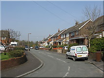 SD6205 : Hindley - Whiteside Avenue by Peter Whatley