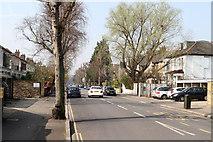 TQ1780 : Gordon Road by Martin Addison