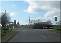 SP7921 : Oving Lane junction with Oving Road by John Firth