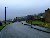 NS3373 : Cardross Road by Thomas Nugent