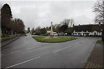 SU3631 : King's Somborne by Bill Nicholls