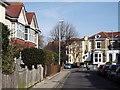 SZ6498 : Lennox Road South by Colin Smith
