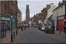 NS3321 : High Street, Ayr by Stephen McKay