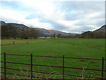NY3916 : Pasture in Patterdale by Alexander P Kapp