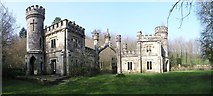 X0299 : Ballysaggartmore Towers Gatehouse by Hywel Williams