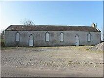 H2117 : Holy Trinity Church (Barn) by Kenneth  Allen