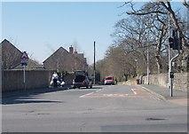SE2040 : Gill Lane - New Road by Betty Longbottom