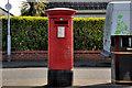 J4881 : Pillar box, Bangor by Albert Bridge