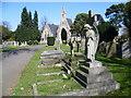 TQ1373 : Twickenham Cemetery by Marathon