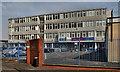 J3574 : Rupert Stanley College, Belfast by Albert Bridge
