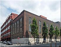 SJ3589 : Former Royal Telephone Exchange, Seel Street, Liverpool by Stephen Richards