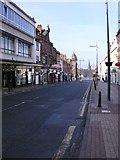 SO9198 : Darlington Street View by Gordon Griffiths
