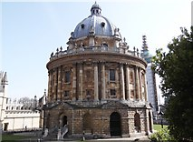 SP5106 : Radcliffe Camera, Oxford by Robin Sones