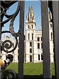SP5106 : Through the gate of All Souls College, High Street, Oxford by Robin Sones