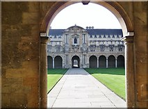 SP5106 : St John's College, St Giles', Oxford by Robin Sones
