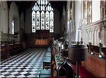 SP5106 : St John's College Chapel, St Giles', Oxford by Robin Sones