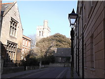 SP5106 : New College Lane, Oxford by Robin Sones