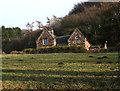SJ5055 : Mickerdale Cottage, Harthill by Espresso Addict