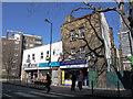 TQ3279 : Shops on Long Lane by Stephen Craven