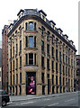 SJ3490 : Stanley Buildings, Hanover Street, Liverpool by Stephen Richards