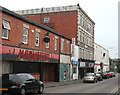 SJ7055 : Steam Nightclub, High Street, Crewe by Espresso Addict